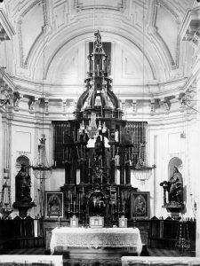 Baldaquino de la Capilla del Cristo de los Dolores - 1916 - 35051_B_P