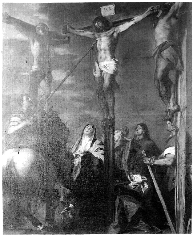 El Calvario - Autor foto: Mariano Moreno. Archivo - Moreno 1916. Fuente: IPCE