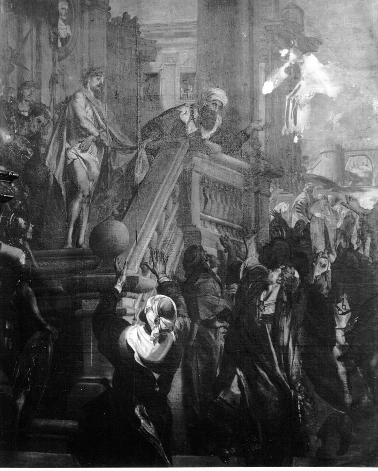 La presentación en el Templo - Autor foto: Mariano Moreno. Archivo - Moreno 1916. Fuente: IPCE