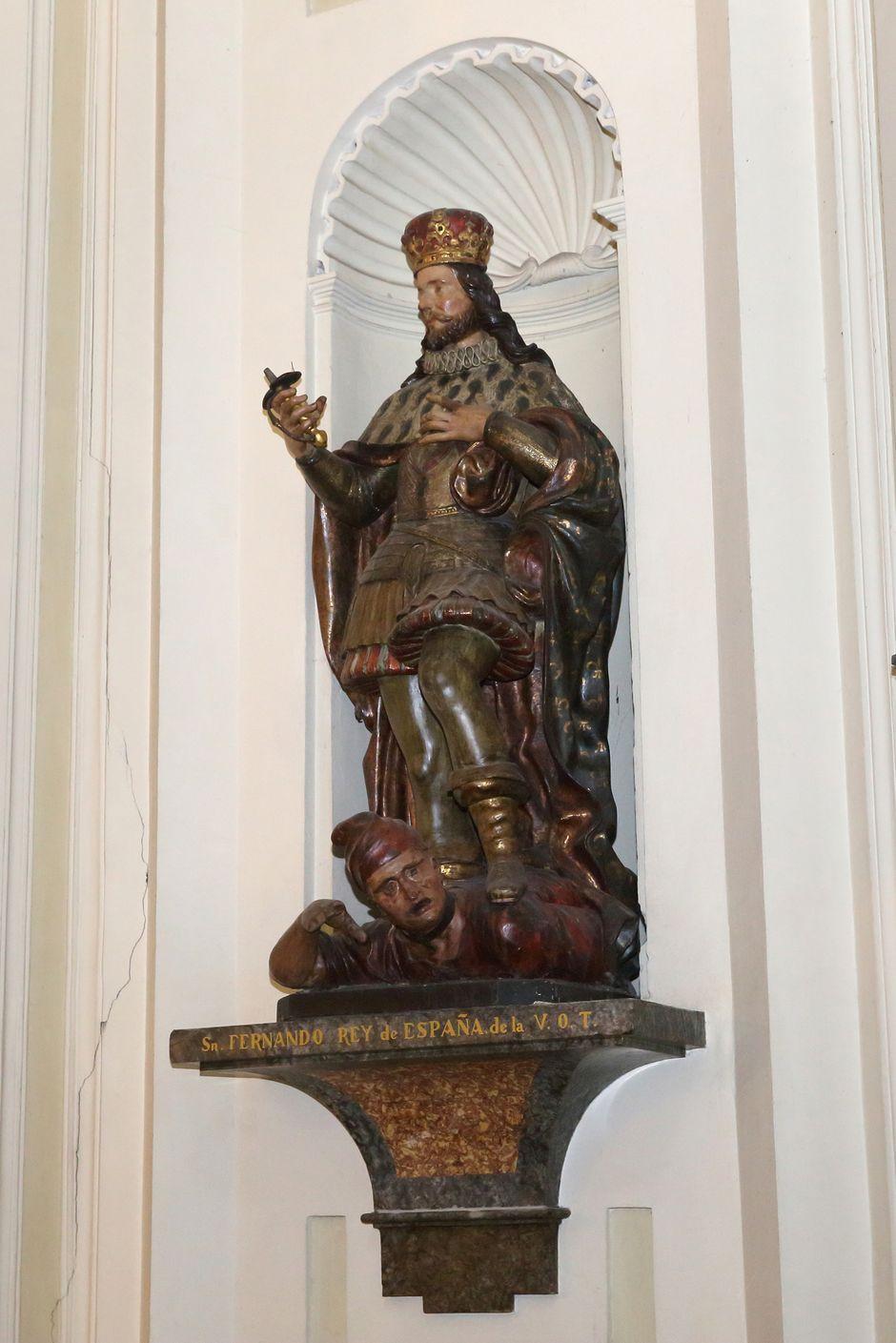San Fernando Rey de España de la VOT