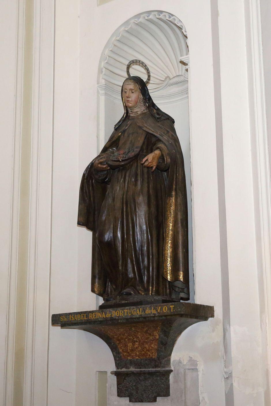 Santa Isabel Reina de Portugal de la VOT