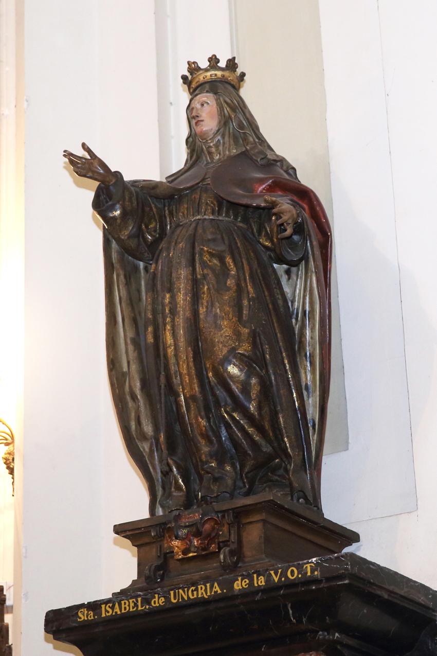 Santa Isabel de Hungría de la VOT