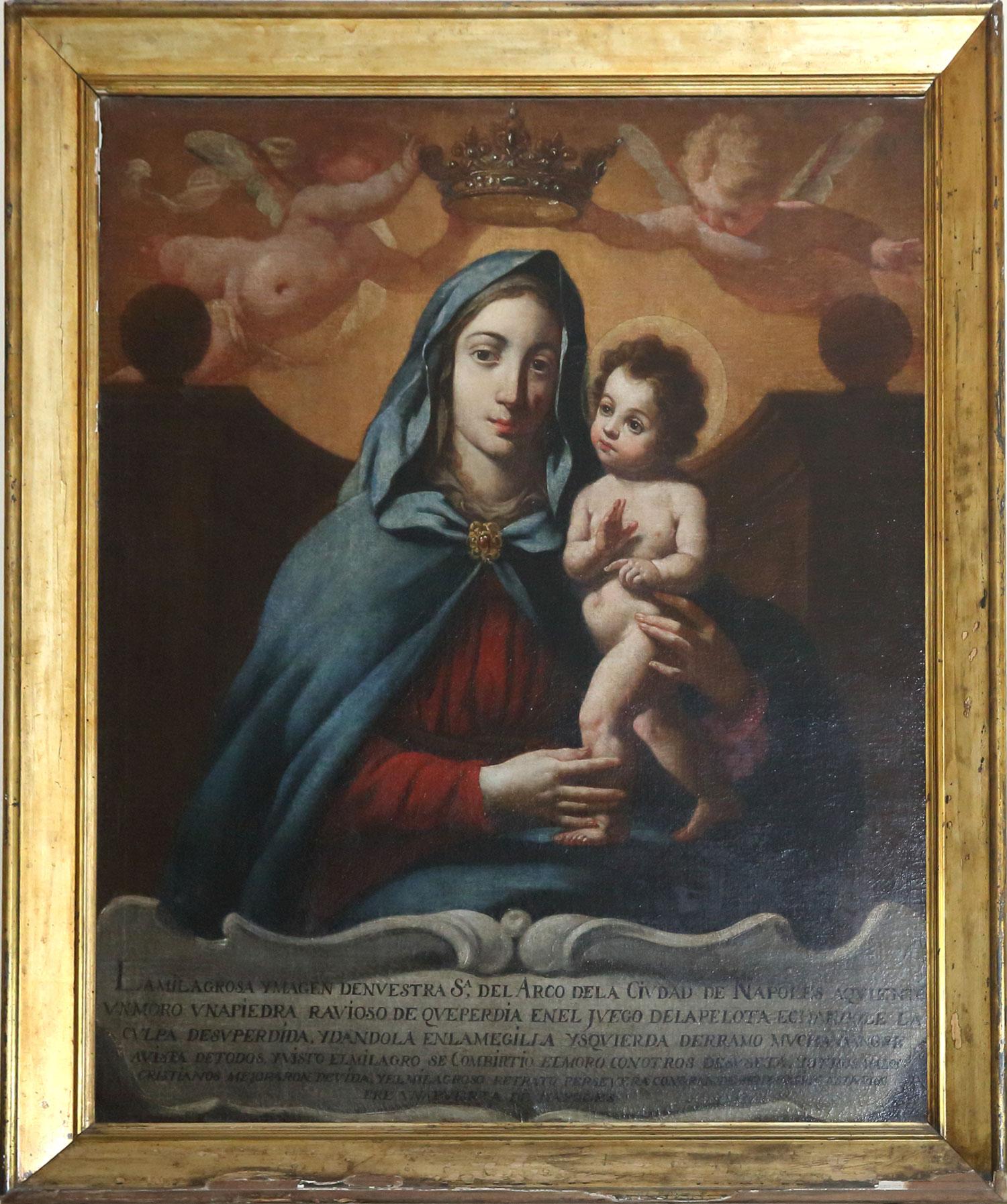 Virgen del Arco